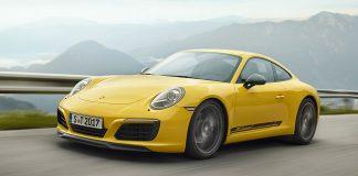 Porsche hat wieder eine T-Version für den 911 Carrera im Programm