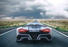 Der Hennessey F5 soll knapp 500 km/h schaffen