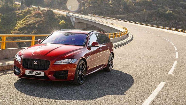 Jaguar XF Sportbrake: Raubkatze als Lastesel