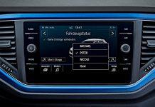 VW ermöglicht die Personalisierung unterschiedlicher Einstellungen.