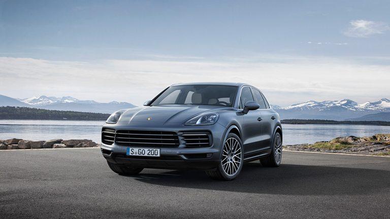 Porsche Cayenne: Einmal um die ganze Welt