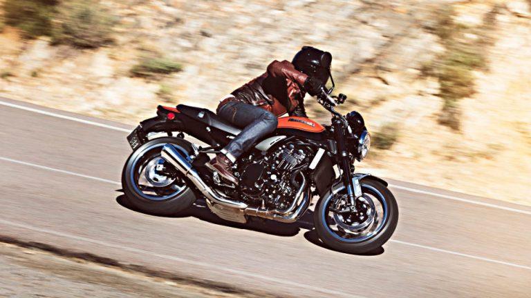 Kawasaki Z 900 RS: Voll auf der Retroschiene