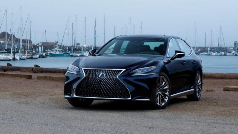 Lexus LS: Aufgeben ist keine Option