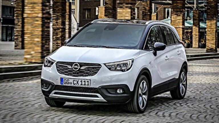 50.000 Bestellungen für Opel Crossland X