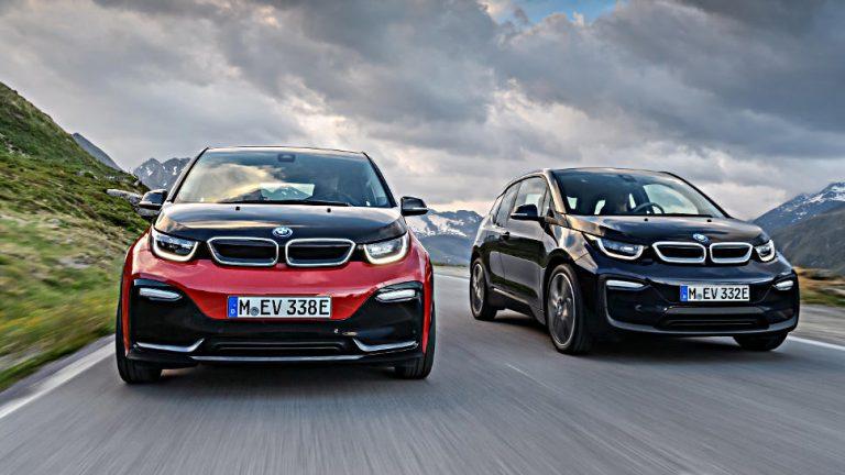 BMW verdoppelt Absatz elektrischer Fahrzeuge