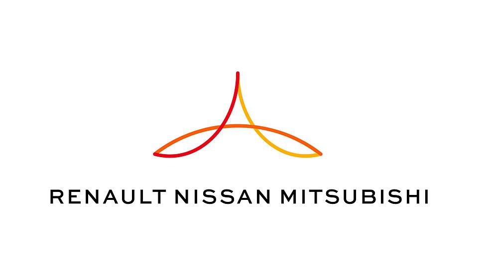 Mitsubishi erscheint nun auch im Logo der Renault-Nissan-Allianz