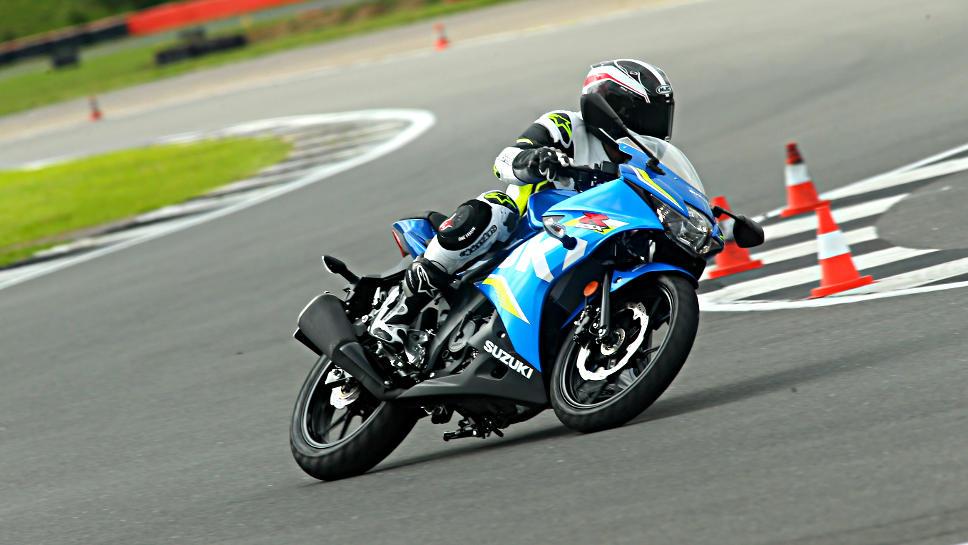 Suzuki Gsx R 125 Racing Flair Für Einsteiger Autogazettede