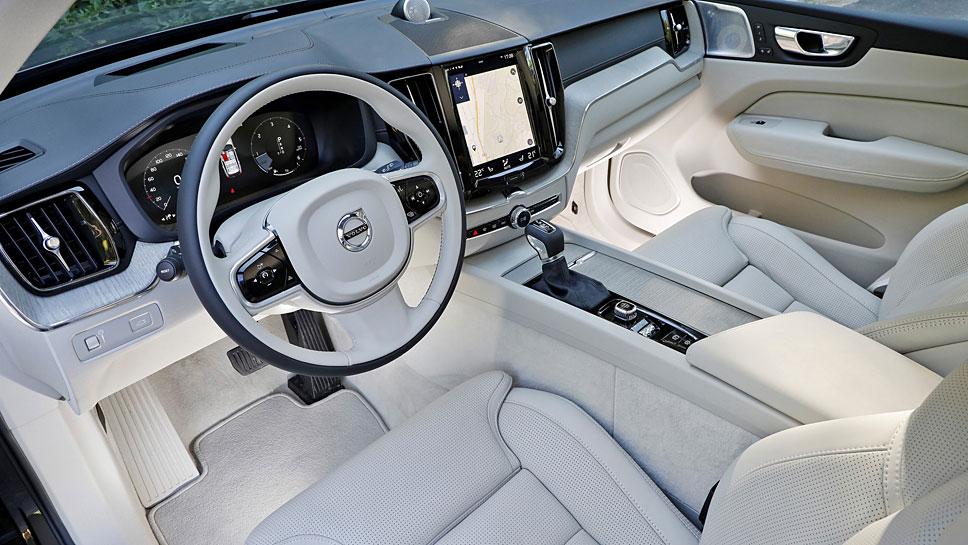 Der Volvo XC60 ist die kleinere Ausgabe des XC90