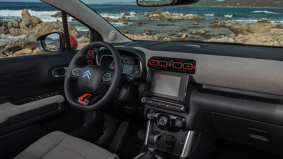 Citroen geht eigene Wege im Segment der kleinen SUV