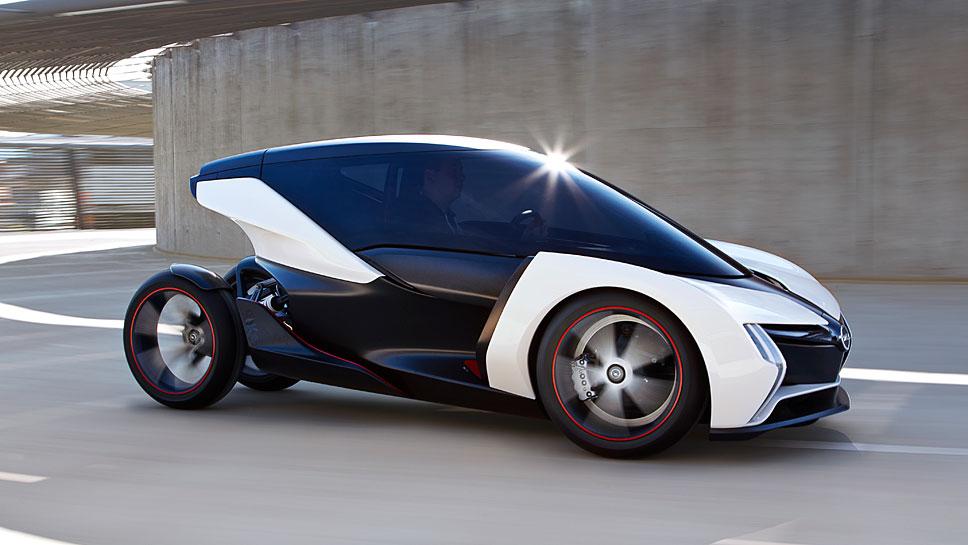 2011 hatte Opel den kleinen Stadtflitzer Rak e als Zukunftsstudie vorgestellt