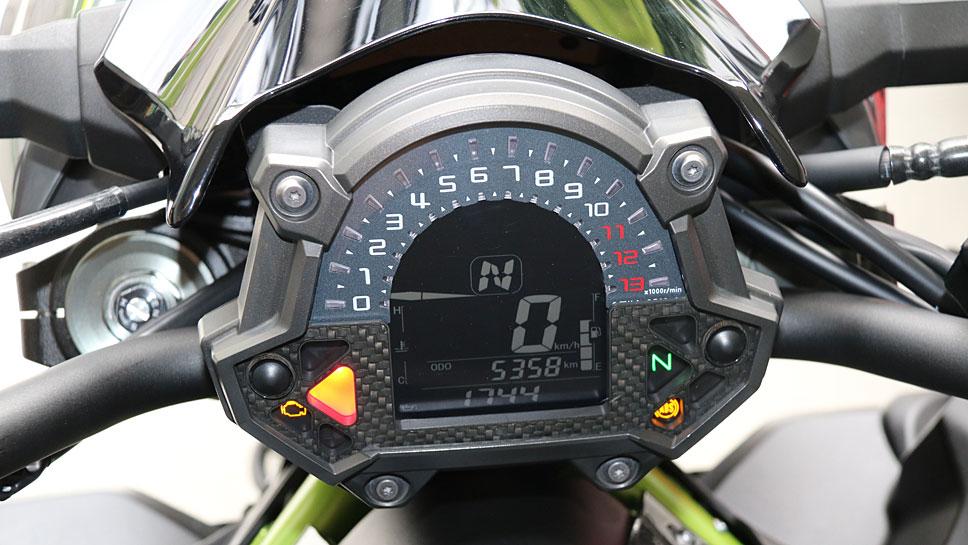 Die Kawasaki Z900 vermittelt eine Menge Spaß
