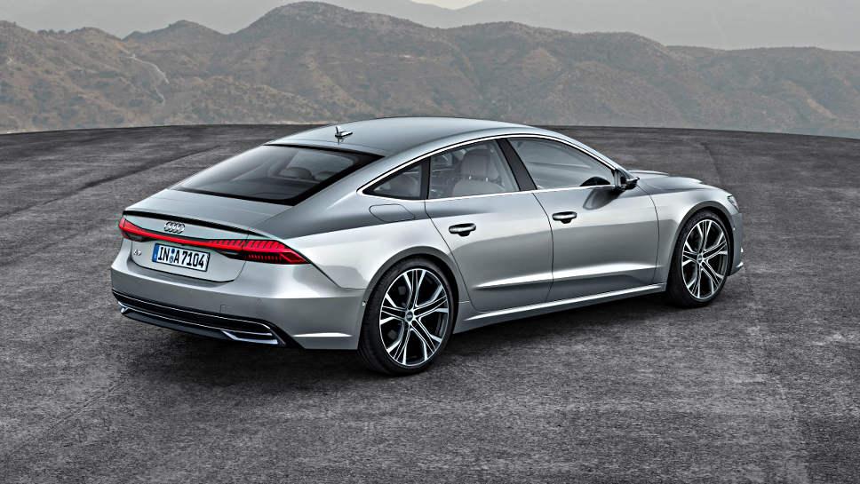 Der neue Audi A7
