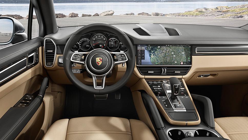 Porsche hat den Cayenne völlig neu konzipiert