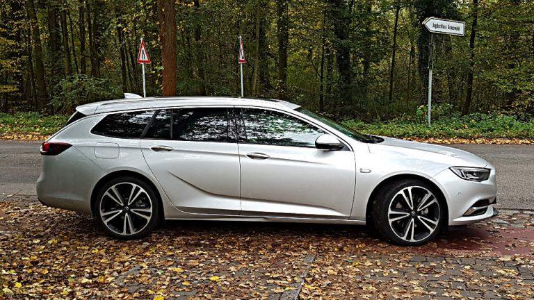 Opel Insigina ST: Unendliche Weiten