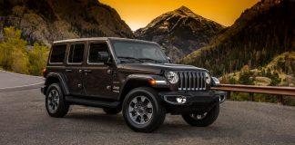 Der neue Jeep Wrangler.