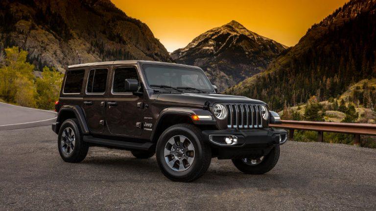 Jeep Wrangler: Neuauflage des Kult-Offroaders