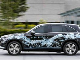 Der Mercedes GLC F-Cell kommt 2018.