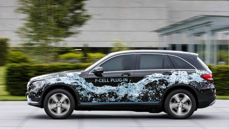 Mercedes GLC F-Cell: Der Spätstarter