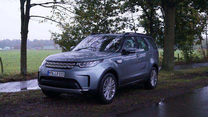 Der Land Rover Discovery nimmt Abschied von der Entdeckungstour