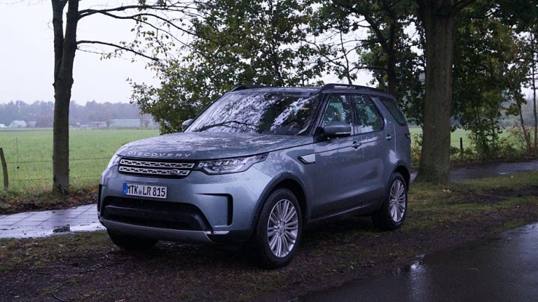 Land Rover Discovery: Adieu Abenteuer