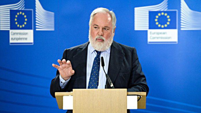 EU-Kommissar Miguel Arias Canete.