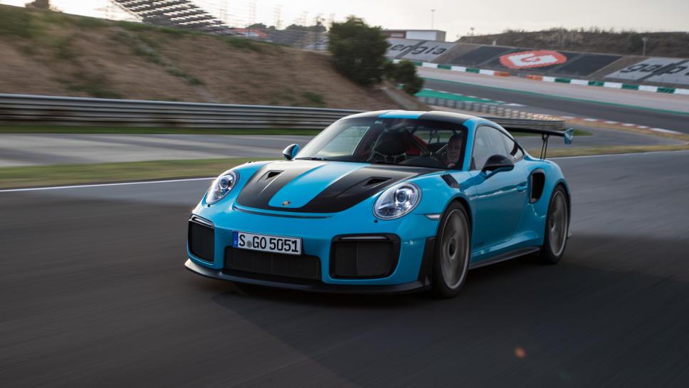 Gemacht für die Rennstrecke: der Porsche GT2 RS.