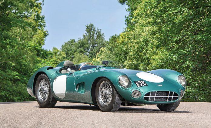 22,55 Millionen Dollar kostete der Aston Martin DB1 auf einer Auktion. Foto: RM Sotheby's