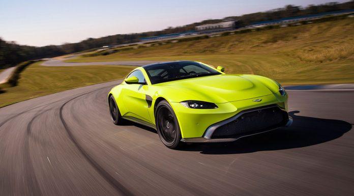 Der Vantage orientiert sich am DB11. Foto: Aston Martin