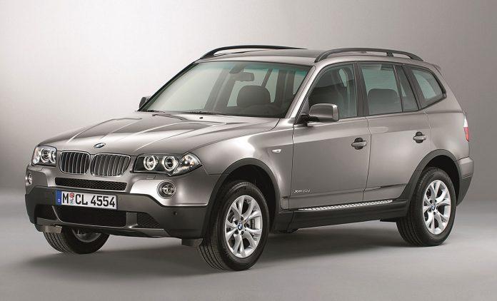 Ein BMW X3 der ersten Generation. Foto: BMW