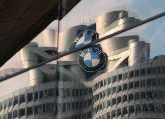 BMW-Zentrale in München. Foto: dpa