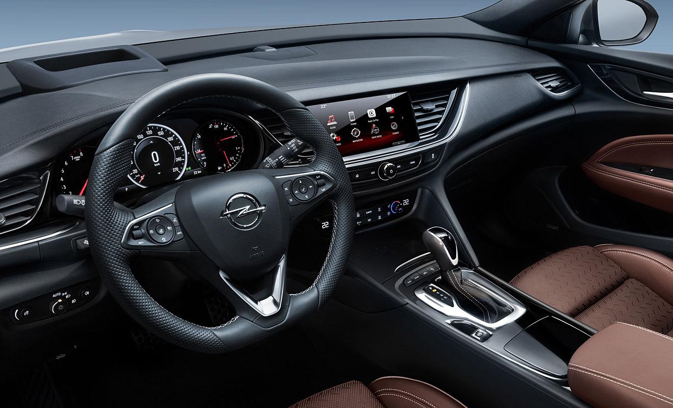 Opel hat das Cockpit modernisiert. Foto:Opel