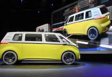 Der VW I.D. Buzz