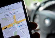 Auf Uber warten weitere Klagen. Foto: dpa