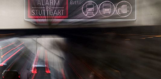 Fahrverbote in Städten drohen. foto: dpa