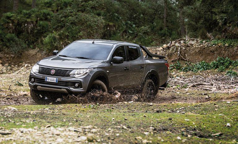 Fiat Fullback: Große Verwandtschaft