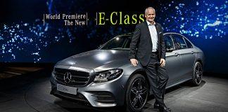 Hubertus Troska verantwortet das Chinnageschäft von Daimler.