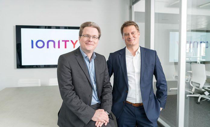 Die Ionity-Geschäftsführung. Foto: Ionity
