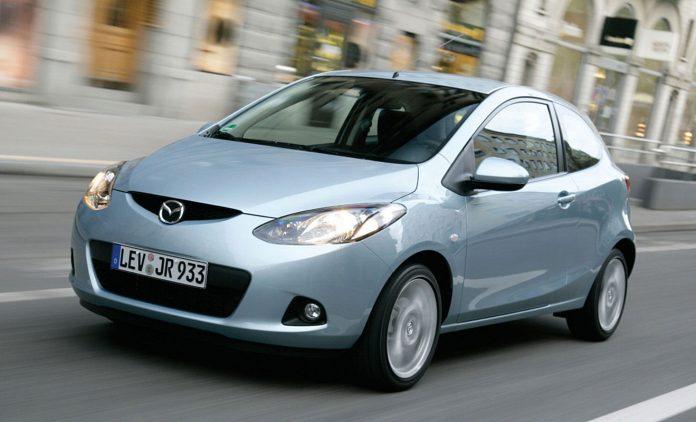 Der Mazda2 ist gebraucht ein guter Tipp. Foto: Mazda
