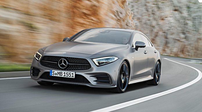 Die dritte Generation des Mercedes CLS. Foto: Daimler