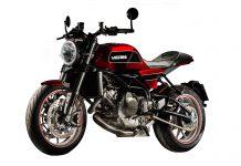 Die Milano ist die vierte Baureihe von Moto Morini. Foto: Moto Morini
