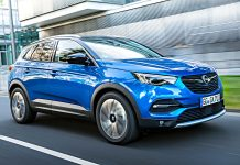 Der neue Opel Grand X. Foto: Opel