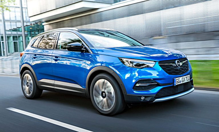 Opel Grandland X: Nun noch agiler unterwegs