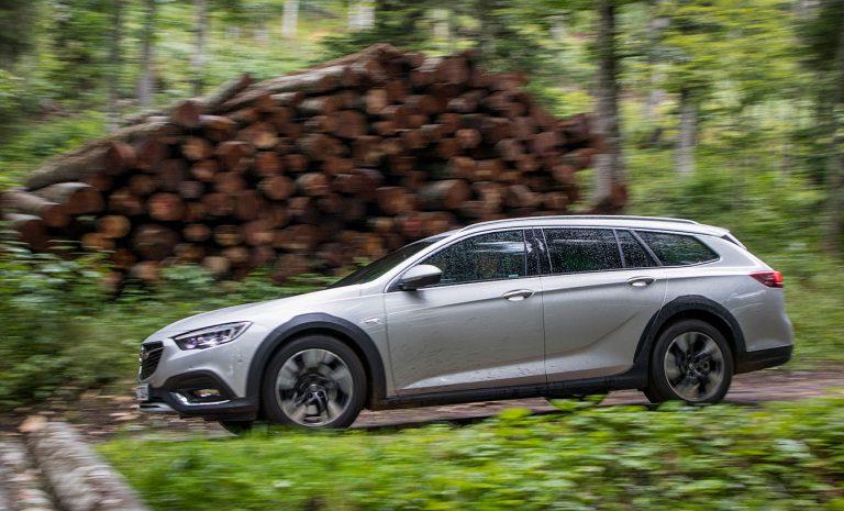 Opel Insignia Country Tourer: Für kleine Abenteuer