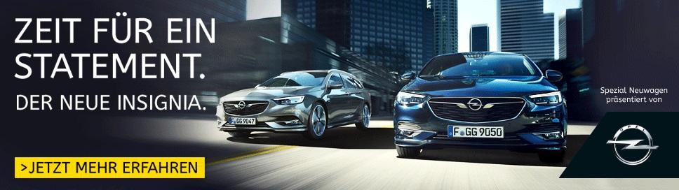 Neuwagen von Opel. Grafik: Autogazette