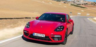 Porsche hybridisiert den Panamera ST. Foto: Porsche