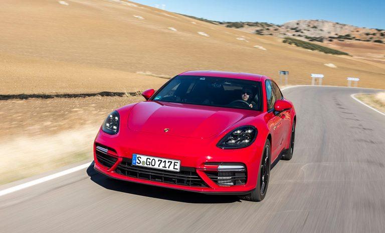 Porsche Panamera ST: Schnellster Teilzeitstromer