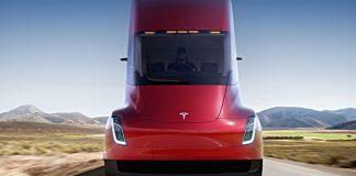 Elektrolaster des US-Autobauers Tesla