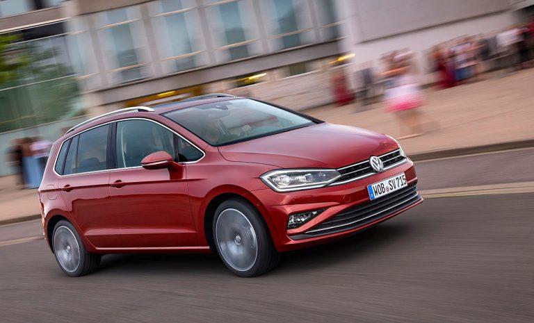 VW Golf Sportsvan: Van übertrumpft Sport