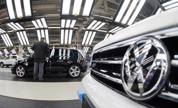 VW steigert die Verkäufe. Foto: dpa