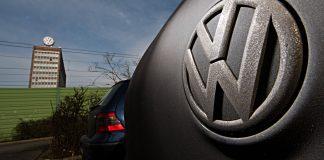 Die VW-Zentrale in Wolfsburg.